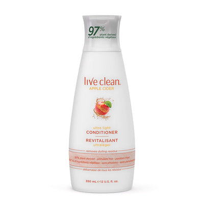 Live Clean Apple Cider Ultra Light Conditioner