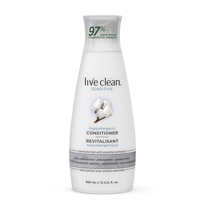 Live Clean Sensitive Hypoallergenic Conditioner