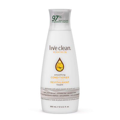 Live Clean Keratin Oil Smoothing Conditioner