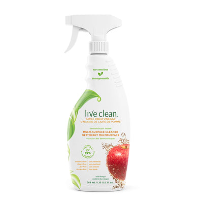 Live Clean Apple Cider Multisurface Cleaner