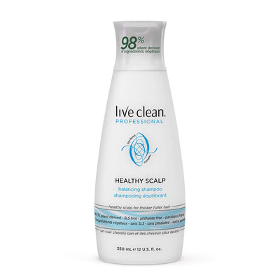Live Clean Professional Healthy Scalp Balancing Shampoo