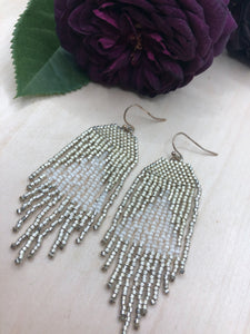 Silver Dipped Fringe