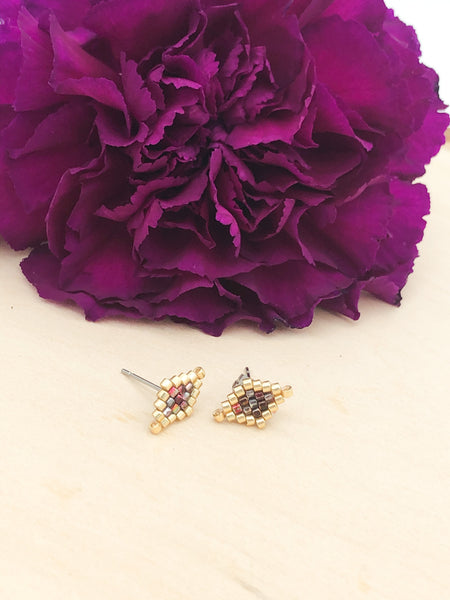 Spellbound Diamond Studs