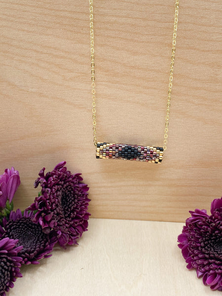 Spellbound Tube Necklace