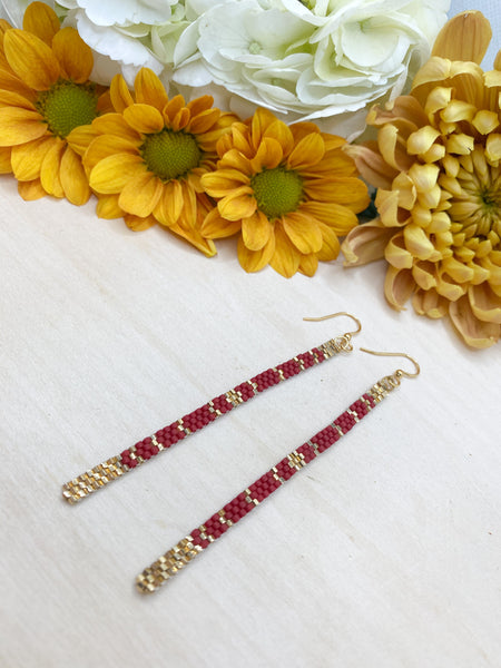 Red and Gold Bars