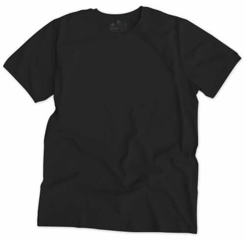 Etiko Men's T-shirt Black