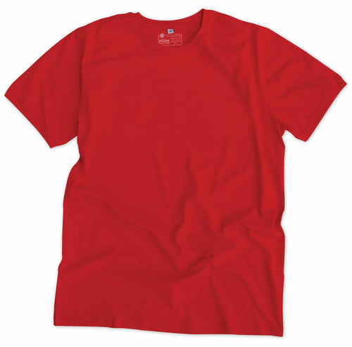 Etiko Men's T-shirt Red
