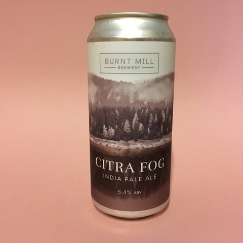 Burnt Mill Brewery - Citra Fog