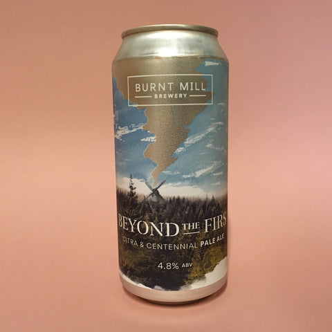Burnt Mill Brewery - Beyond the Firs