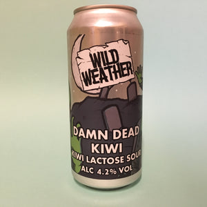 Wild Weather Ales - Damn Dead Kiwi