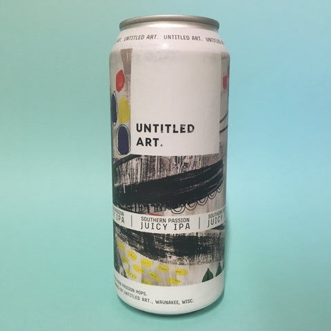 Untitled Art - Southern Passion Juicy IPA