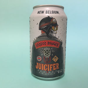 New Belgium Brewing - Voodoo Ranger Jucifer