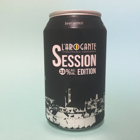 l'Arrogante - Session IPA