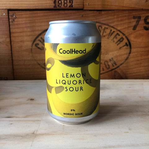 Coolhead - Lemon Liquorice Sour
