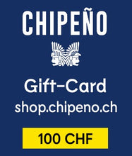 Load image into Gallery viewer, Chipeño™ Gift Card 100 CHF