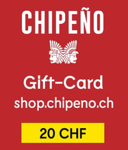 Charger l'image dans la galerie, Chipeño™ Gift Card 20 CHF