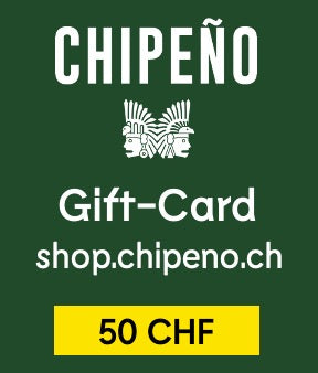 Chipeño™ Gift Card 50 CHF
