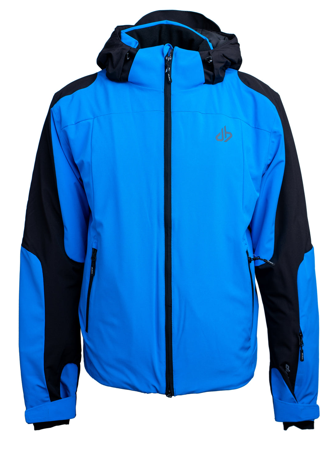 GIACCA SCI ZERMATT 10K 3M THINSULATE - ROYAL/BLACK