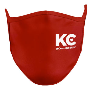 Comeback KC | Red Face Mask