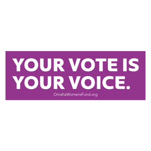 Women's Fund Of Omaha | Your Vote Magnet