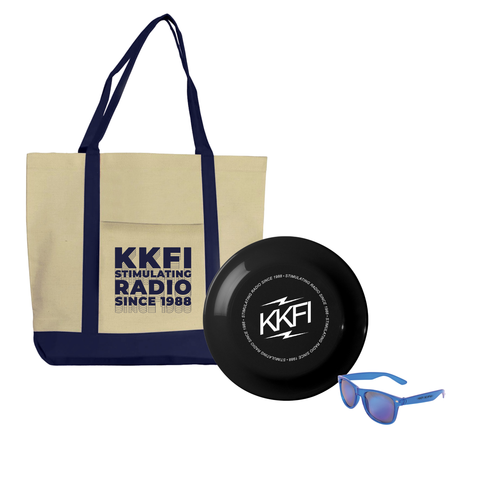 KKFI | Winter Fund Drive Bundle *PREORDER*