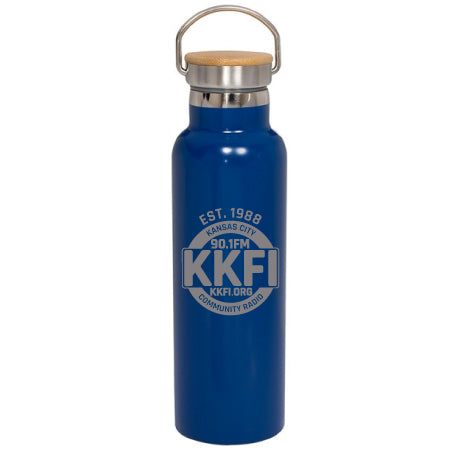 KKFI | Logo Water Bottle