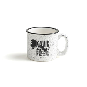 kavik river camp mug