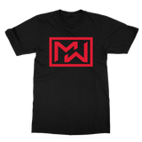 More Weight | Logo T-Shirt | Black