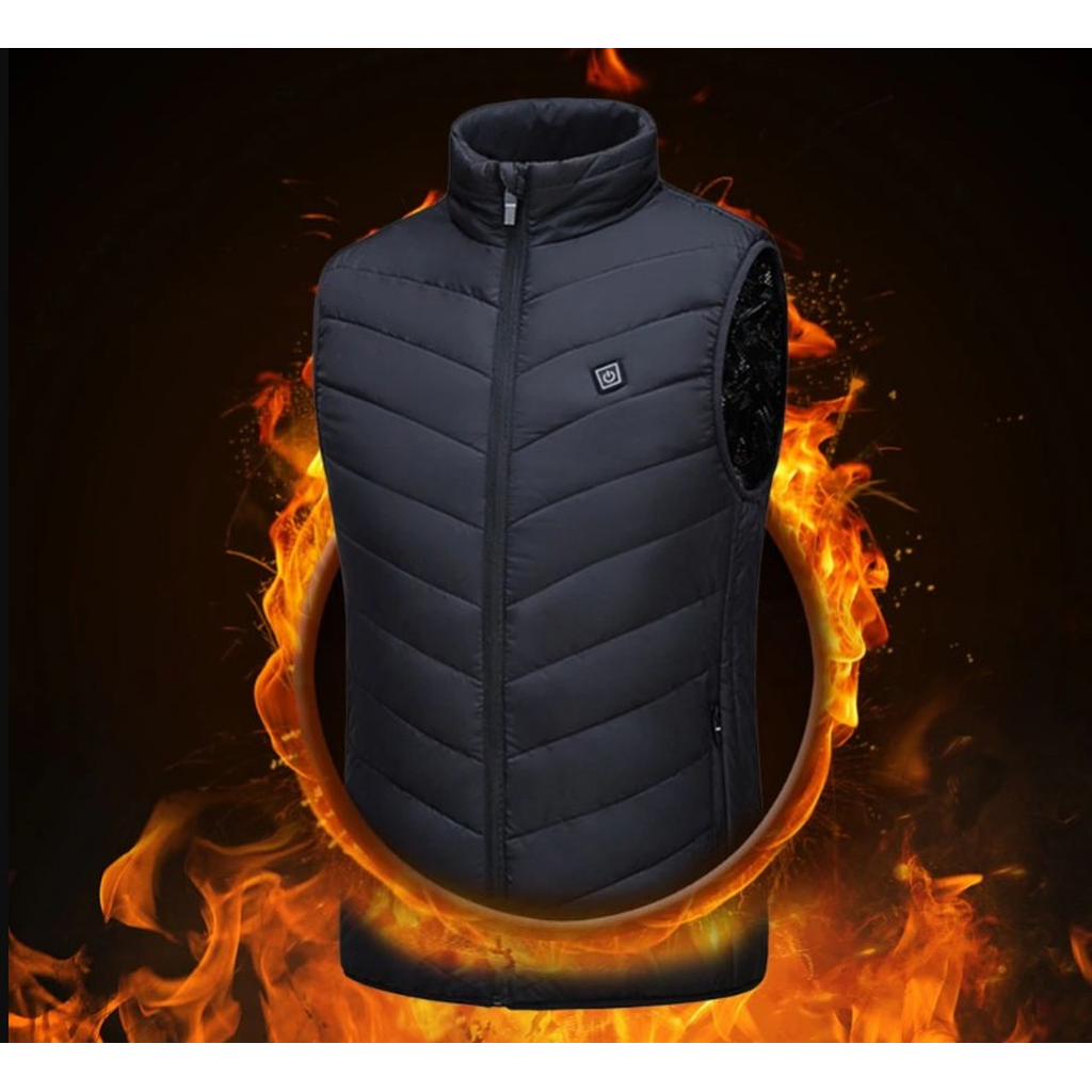 Electric Heated Vest - Funda zirma