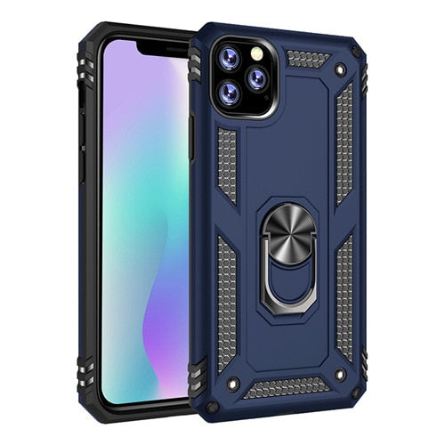 Dual Layer Armor Case For iPhone 11 - Funda zirma