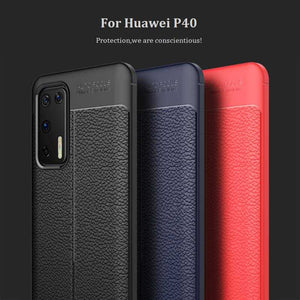Shock Proof Soft funda para Huawei P40