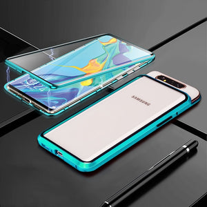 Para Samsung Galaxy A80 Funda 360 degrees