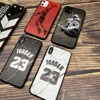 Fashion Sports Soft Case For Iphone