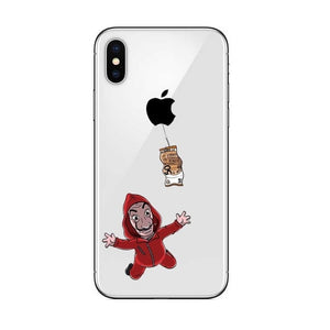Funda La Casa de papel Case para iPhone - Funda zirma
