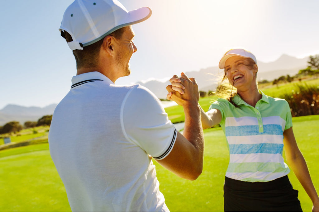 Can Golf Help Improve Your Mental Health? | Back 2 Basics Golf