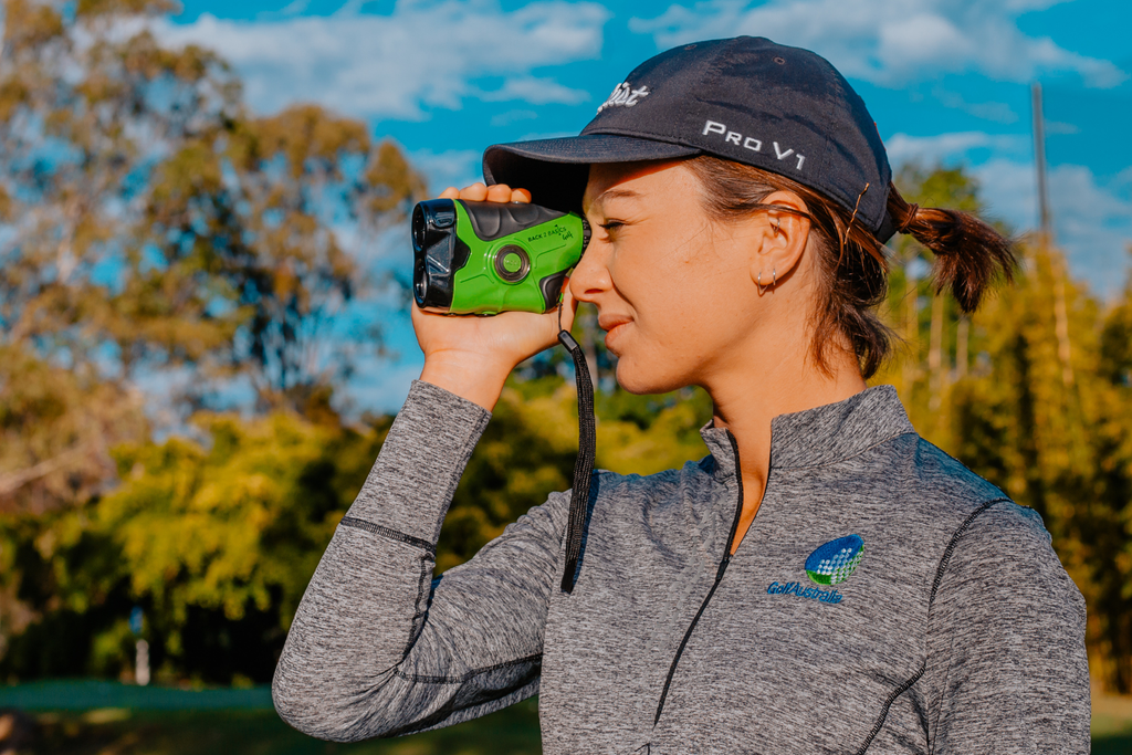 Top 5 Reasons To Use A Golf Rangefinder | Back 2 Basics Golf