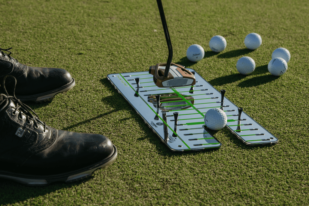Top 5 Ways To Improve Your Game With A Putting Mirror | Back 2 Basics Golf