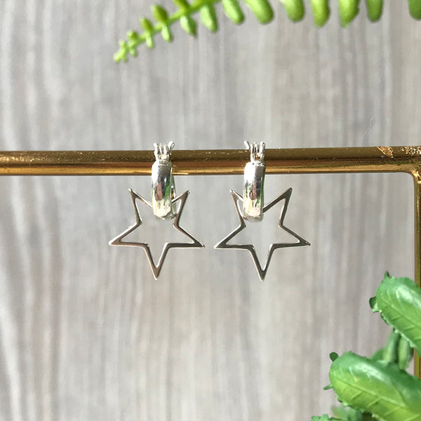 Betty Star Earrings