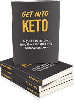 Vitamin Bounty Get Into Keto Ebook