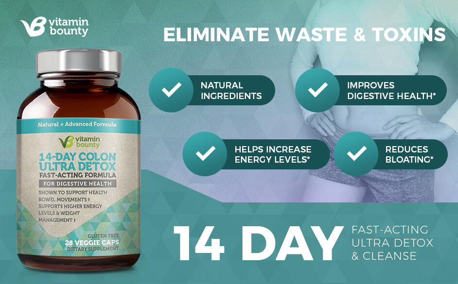 Eliminate Wastes and Toxins