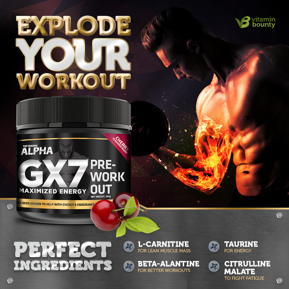 Explode Your Workout