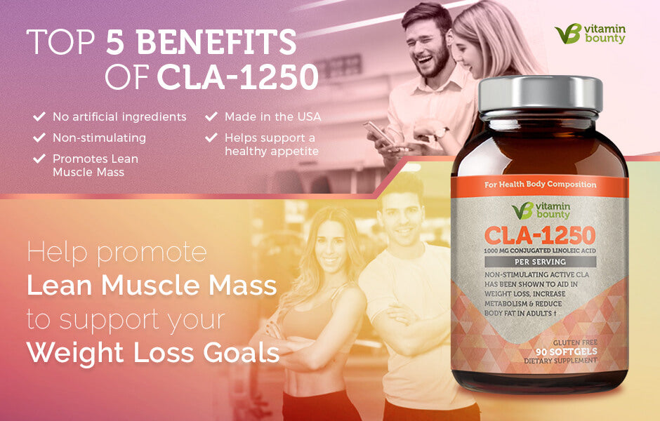 Top 5 Benefits of CLA-1250