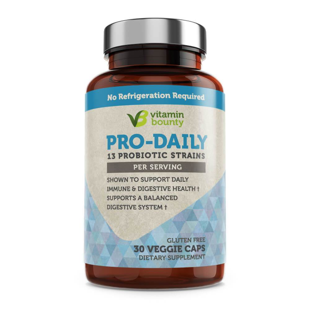 Vitamin Bounty Pro-Daily Probiotic