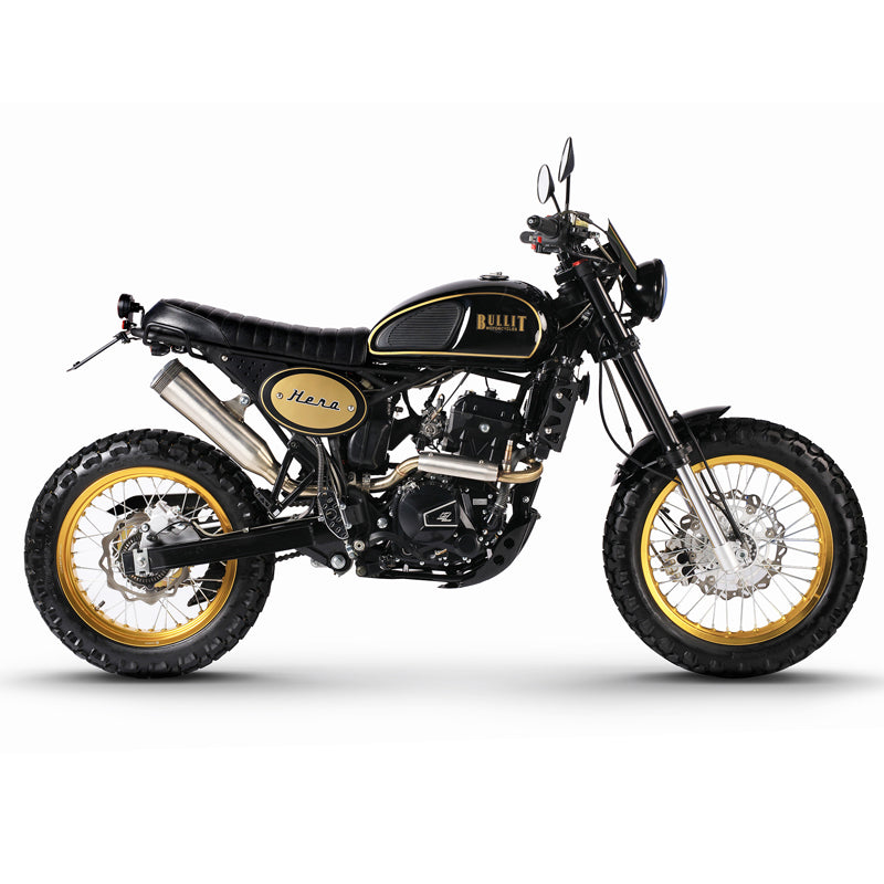 Bullit Hero 250 - Black / Gold