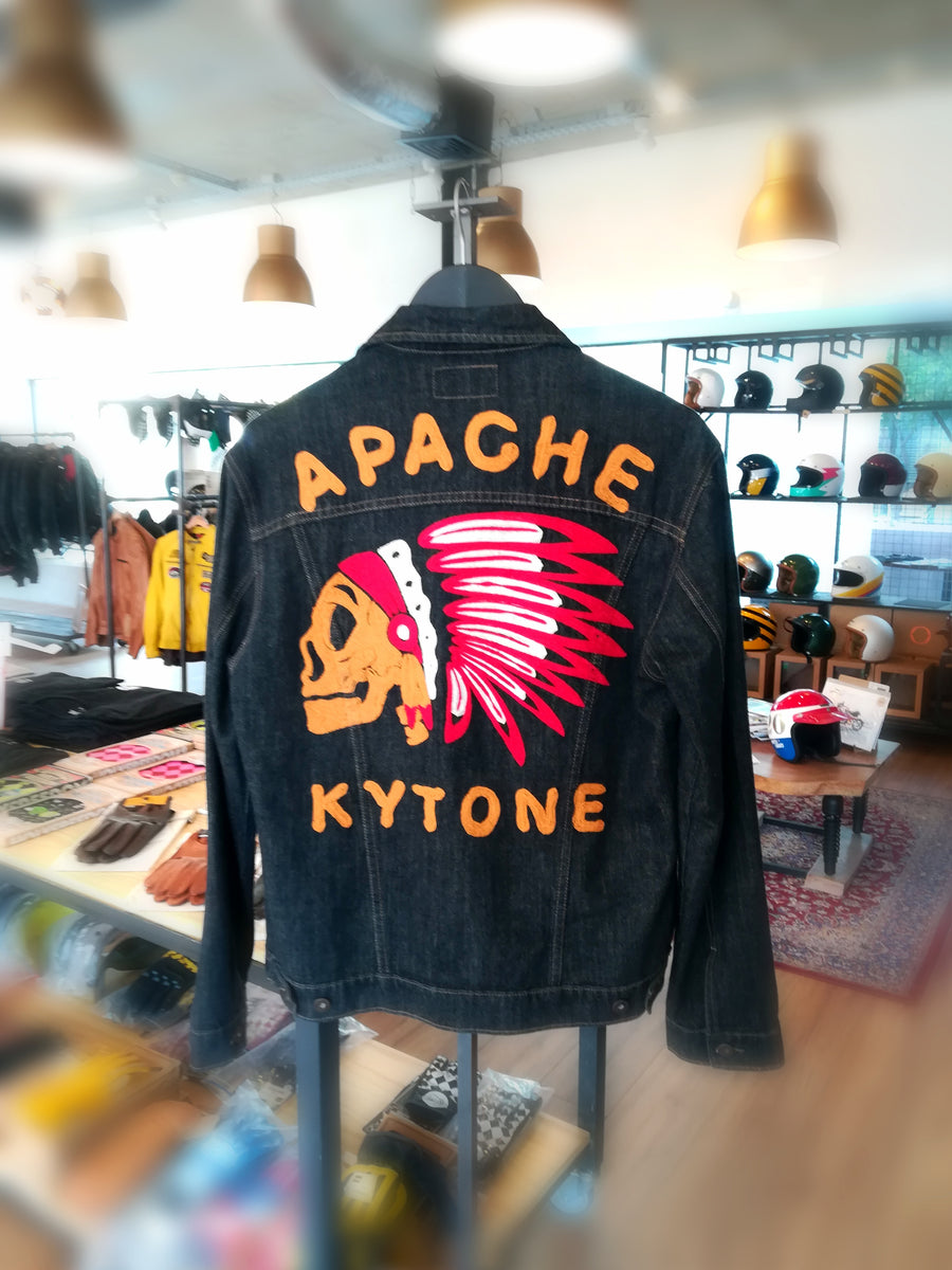 Kytone Apache Denim
