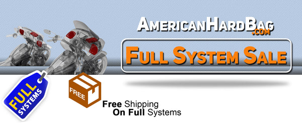 Free Shipping on Full Systems