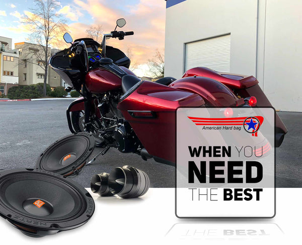 How to choose the best Harley speakers