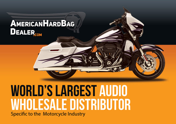 World's Largest Harley Stereo Wholesale Distributor