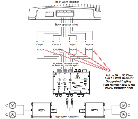 Rockford Fosgate Speaker Wiring Diagram. Rockford. Free