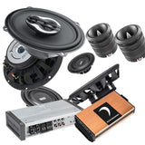 Harley stereo speakers and amplifiers
